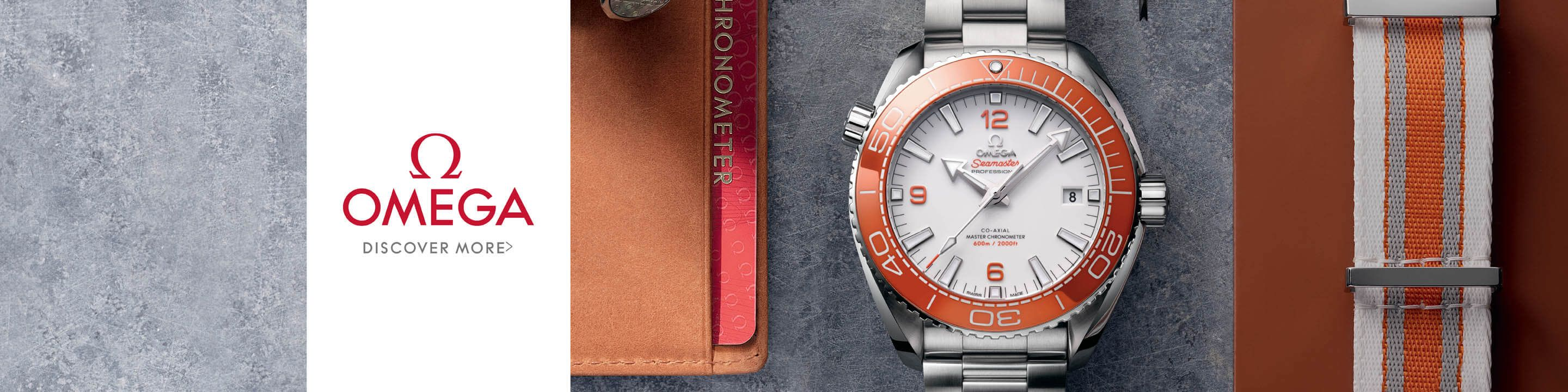 Omega Watches in India